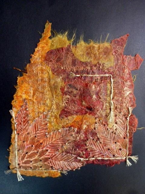 Alysn Midgelow-Marsden Textile Art 1