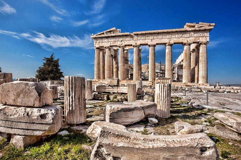 Ancient Greece The Acropolis
