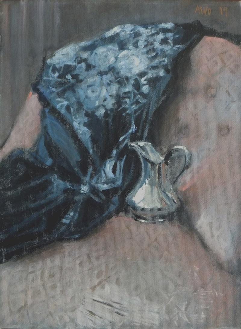 Andrew Ockleston Still Life Painting
