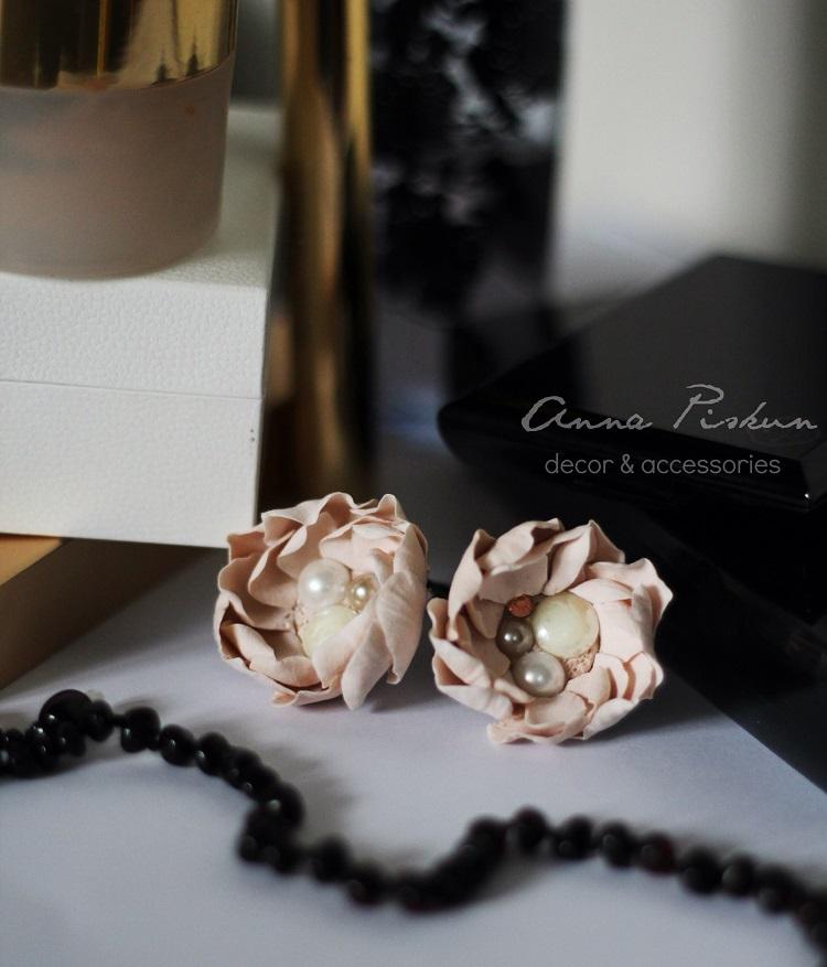 Anna Piskun Polymer Clay Earrings
