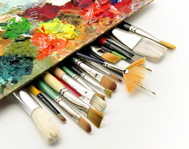 Oils Brushes