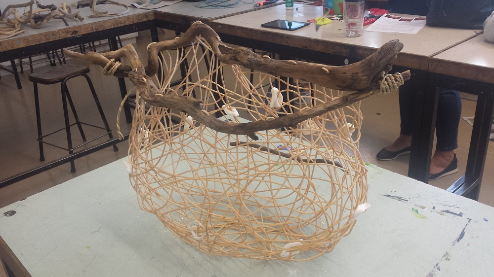 Weaving Beautiful Baskets June 2017 Student creationgs