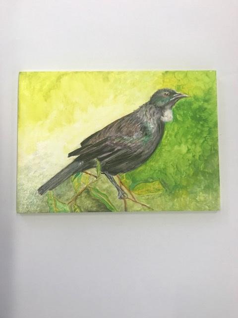 Bird Illustration Student Artwork