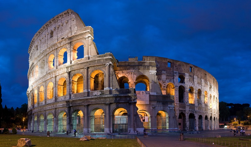 When In Rome Selwyn Community Education The Colliseum