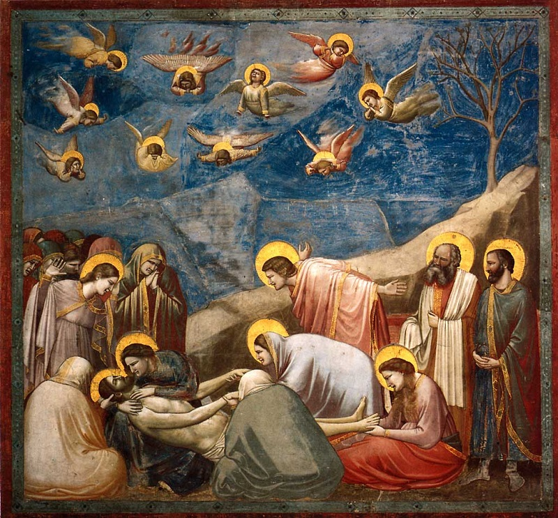 Giotto The Lamentation