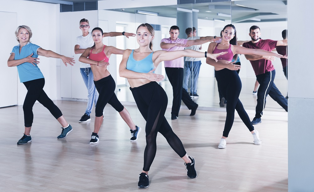 Jazz Dancing Adult Beginners