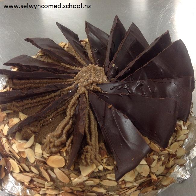 Selwyn Community Education Continental Cakes June Renwick Swiss Caravelle Cake
