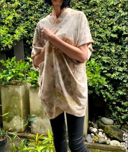 Kimono Style Robe by Karen