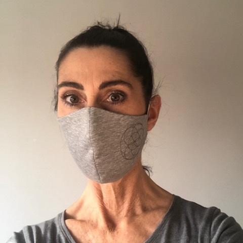 Karen with Mask