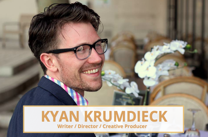 Kyan Krumdieck Fundamentals of Film Making for Kids Selwyn Community Education