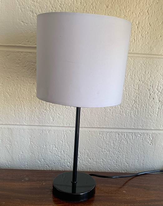 Example lampshade size 22 May 2021