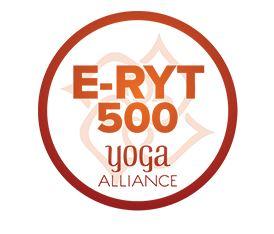 Lekshe Chodron E-RYT 500 certification