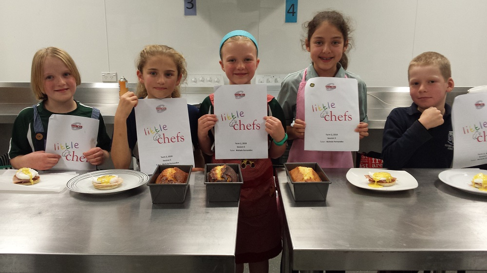 Selwyn Community Education Little Chefs Cooking Course
