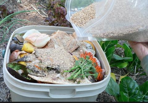 Liz Peterson Make Your Own Bokashi Compost System