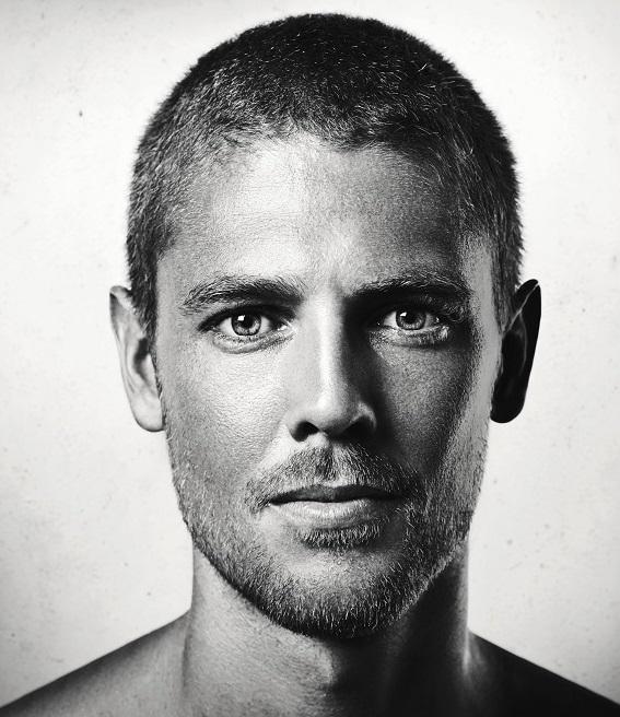 Male Portrait Example Photo