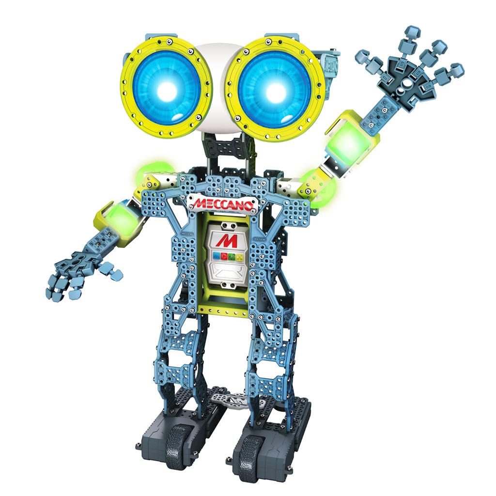 Selwyn Community Education Interative Robotic Challenge - Meccanoid G15 robot