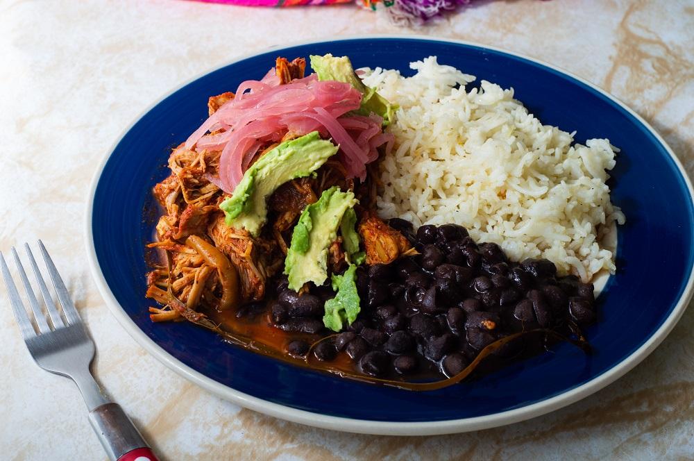 Mexican Cuisine Cochinita Pibil