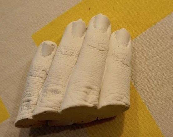 Moulded Fingers