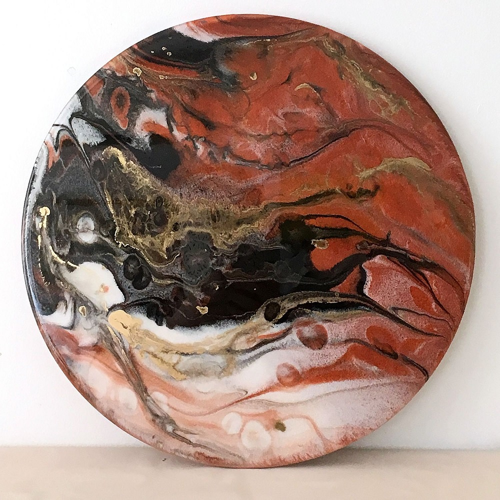 Resin Art Andrea Waterhouse