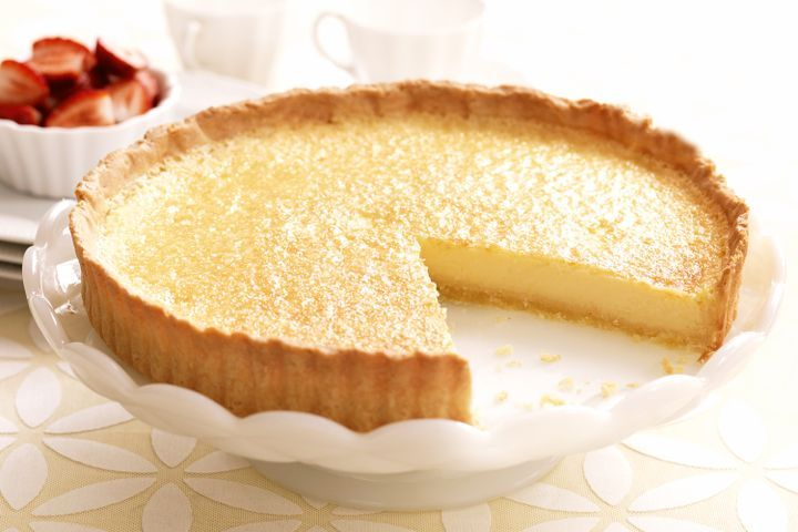 Perfect Pastries, Pies and Tarts Lemon Tart