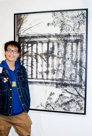 Wei Lun Ha Selwyn Community Education art classes